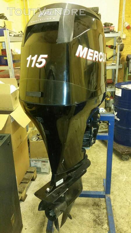 2011 Mercury 115 EFI hors-bord 115 cv moteur de bateaux 237780718
