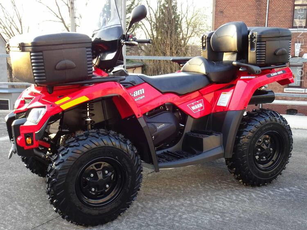 2013 Can Am Outlander 400 EFI Max 209061238
