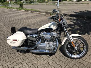 2013 Harley-Davidson Sportster Super Low