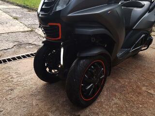 2014 Peugeot Metropolis 400 RS