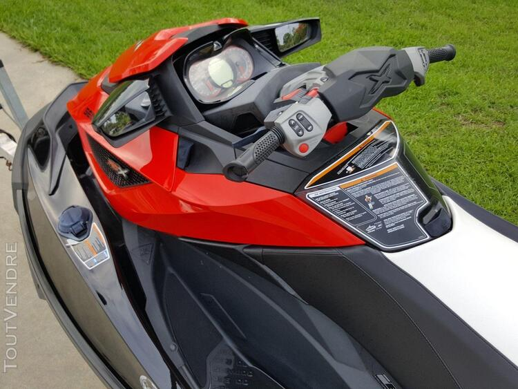 2014 Sea-Doo RXTX 260hp AS Advance Suspension 374314999
