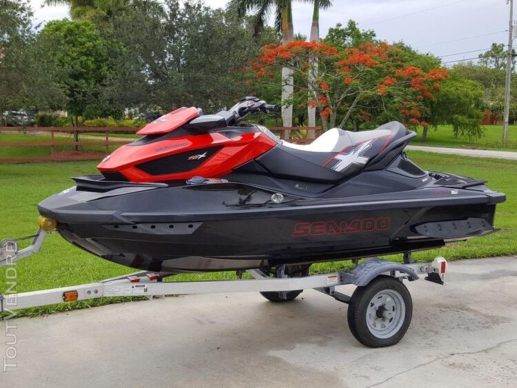 2014 Sea-Doo RXTX 260hp AS Advance Suspension 374315005