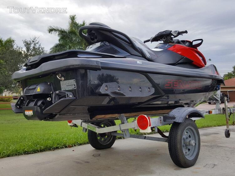 2014 Sea-Doo RXTX 260hp AS Advance Suspension 374315065