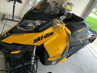 2014 Ski-Doo MXZ TNT 800
