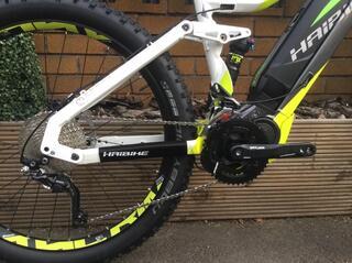 2017 Haibike All Mountain 7.0 Yamaha Pwx vélo électrique