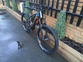 2018 Lapierre Overvolt AM 700i - Vélo électrique - taille L