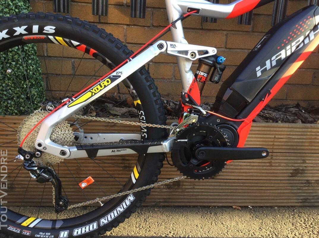 2018 Vélo électrique Haibike Xduro Allmtn 10.0 Yamaha Pwx 363964829