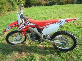 250 Honda CRF 2010