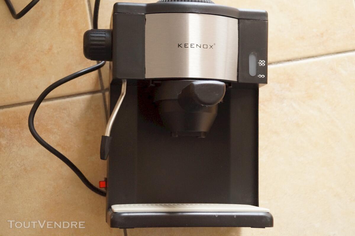 3 cafetières neuves Keenox 116600134