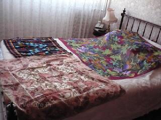 3 grands foulards