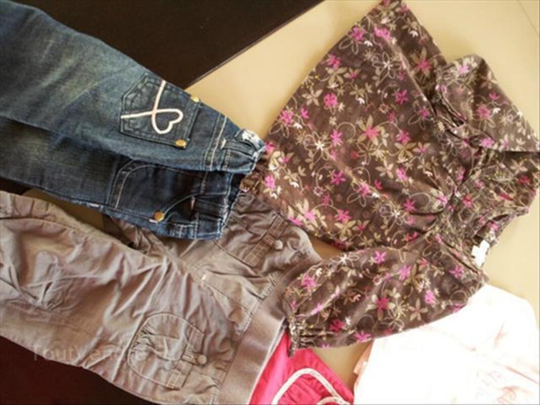 3 vêtements bébé fille 6 mois Automne/Hiver Kimbaloo 89183051