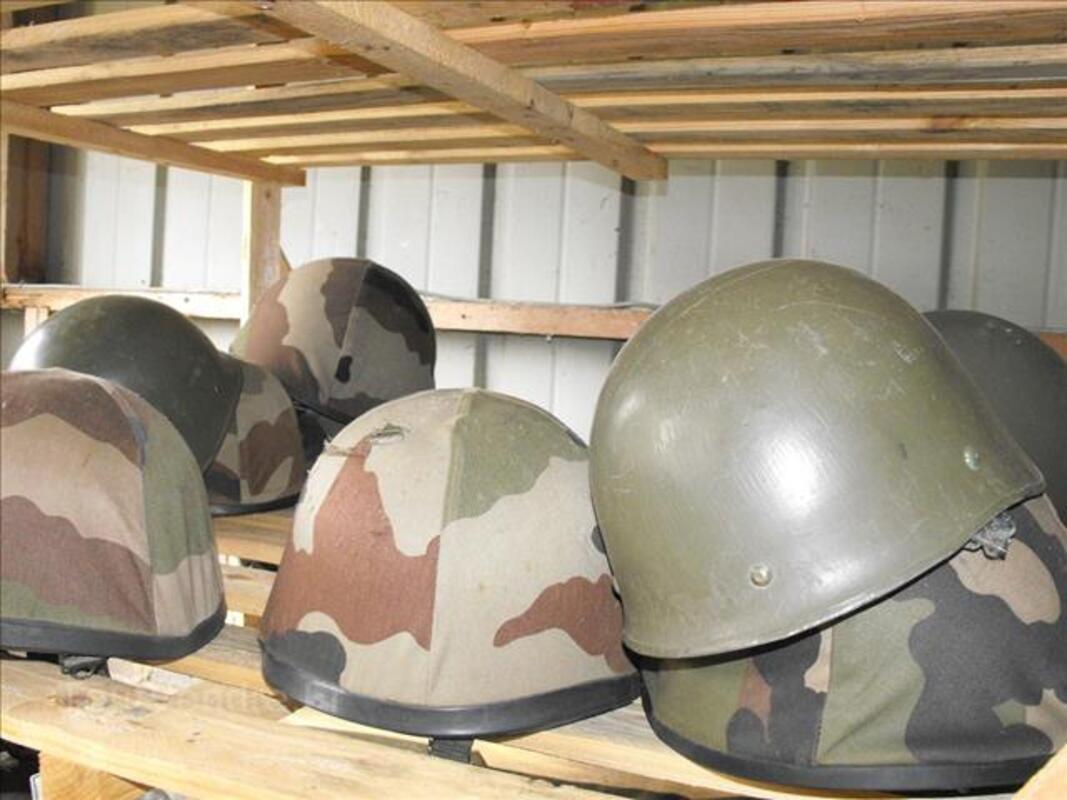 30 € le casque lourd de l'Armée Française 90345814