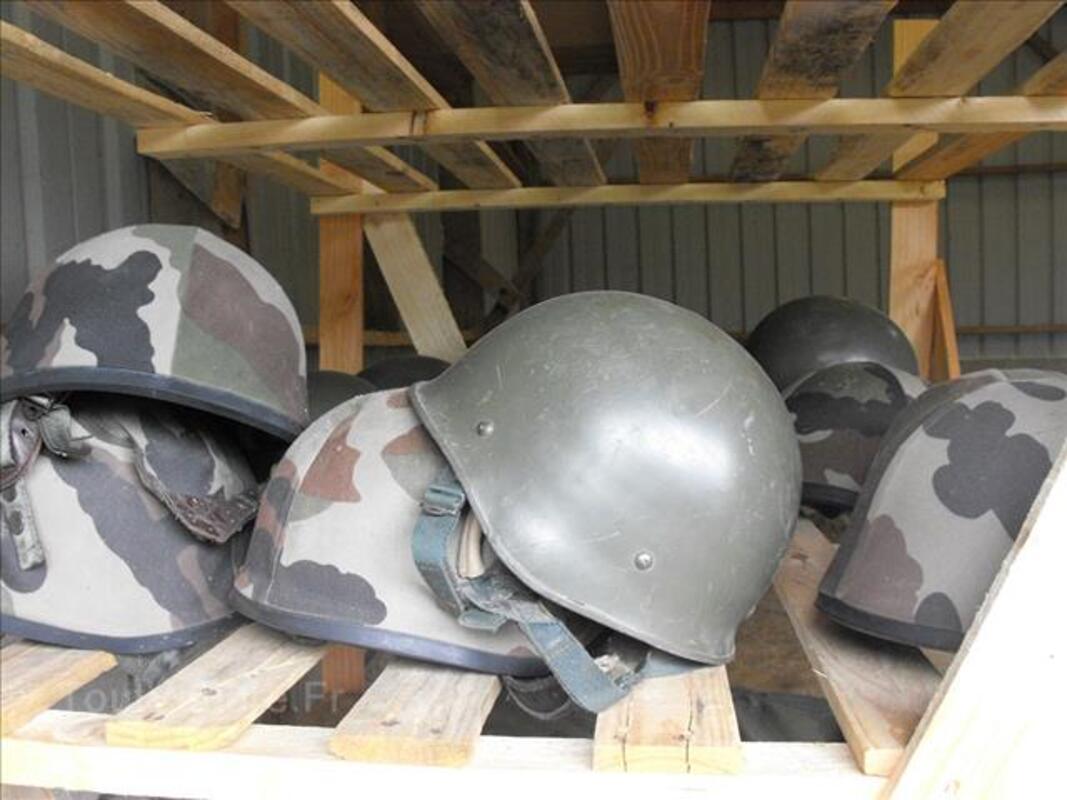 30 € le casque lourd de l'Armée Française 90345815