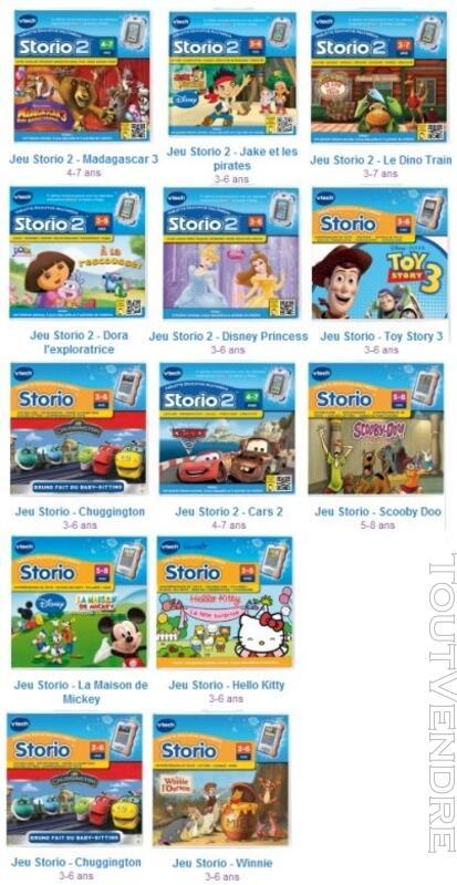 31 jeux storio+comptines+Dessins animés+Spectacle 111404551