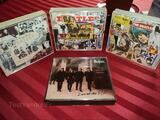 4 COFFRETS DOUBLES THE BEATLES ANTHOLOGY & LIVE AT BBC