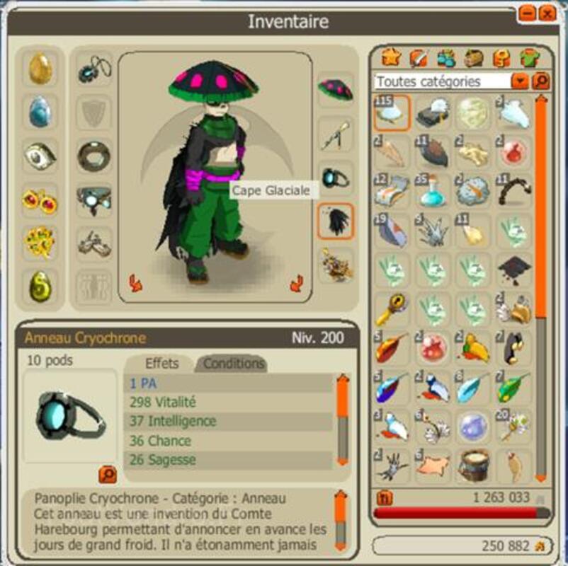 4 comptes sur le serveur Lily 99241121