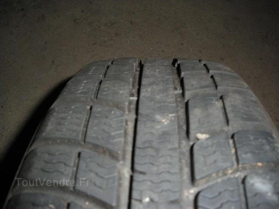 4 jantes alu + pneus Michelin neige pour Mini 97122263
