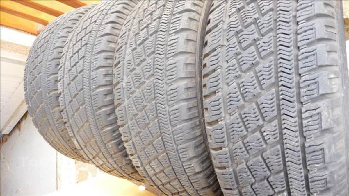 4 pneu hiver 205.50.16 sur jantes alu 84087087