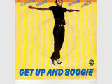45 tours Freddie JAMES Get up and boogie