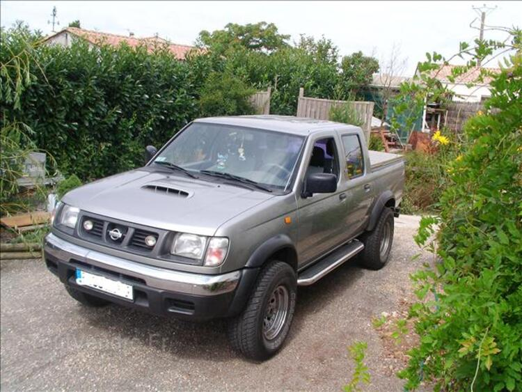 4x4 pick up double cab 16518033
