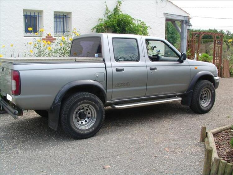 4x4 pick up double cab 16518073