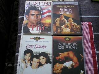 5 DVD DE COMEDIES ROMANTIQUES