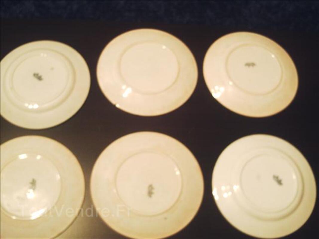 6 assiettes anciens du 19ieme 72365710