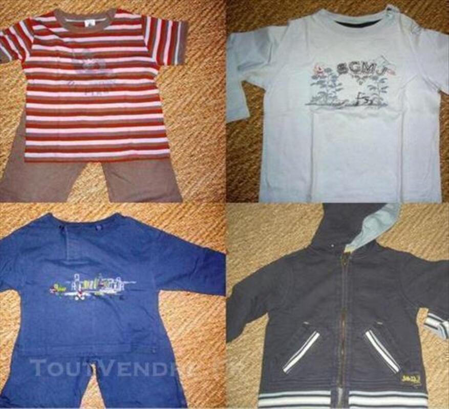 6 vêtements garçon 3 ans 85575390