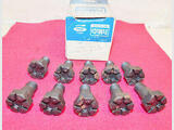 """63-70 Ford Mustang Shelby Galaxie NOS 9"""" 3.89 GEAR BOLTS 289"""