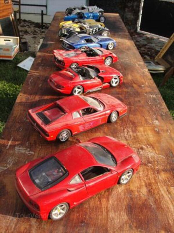 9 voitures de collection - DURAGO 1970 55795663