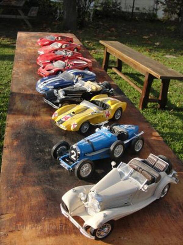 9 voitures de collection - DURAGO 1970 55795665