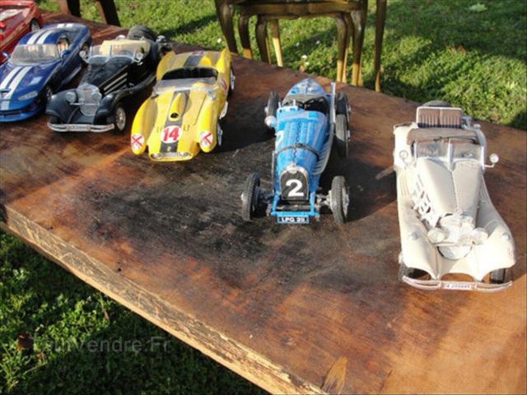 9 voitures de collection - DURAGO 1970 55795666