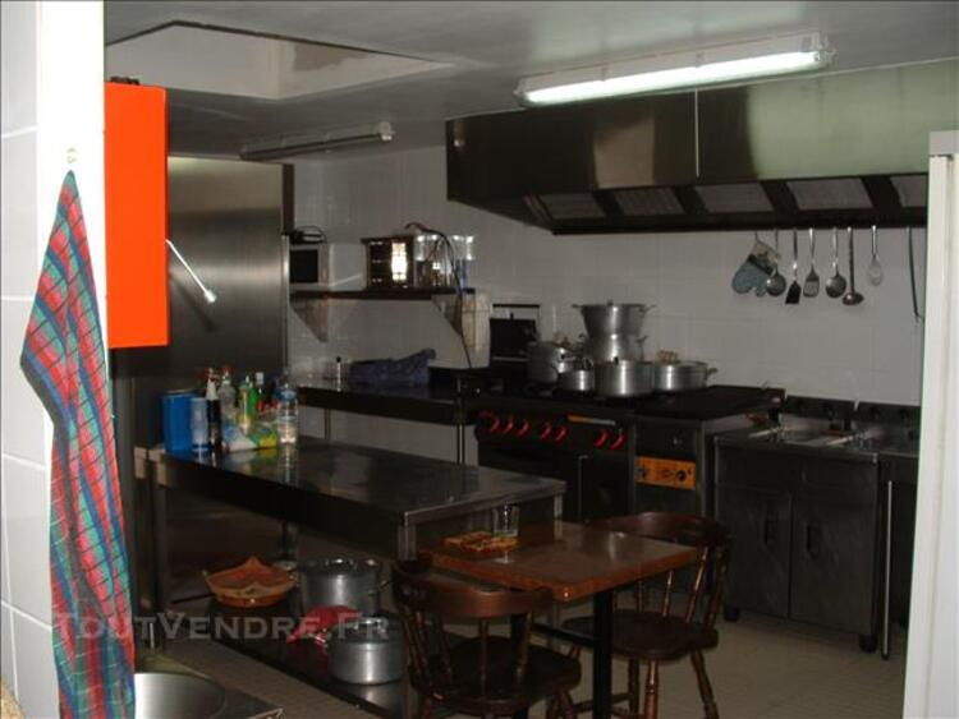 À louer un fond de commerce de Restaurant, Brasserie 81357615