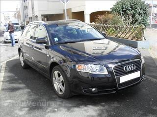 A saisir Audi a4 an 2005 tdi 116 ch ambiente 126000km