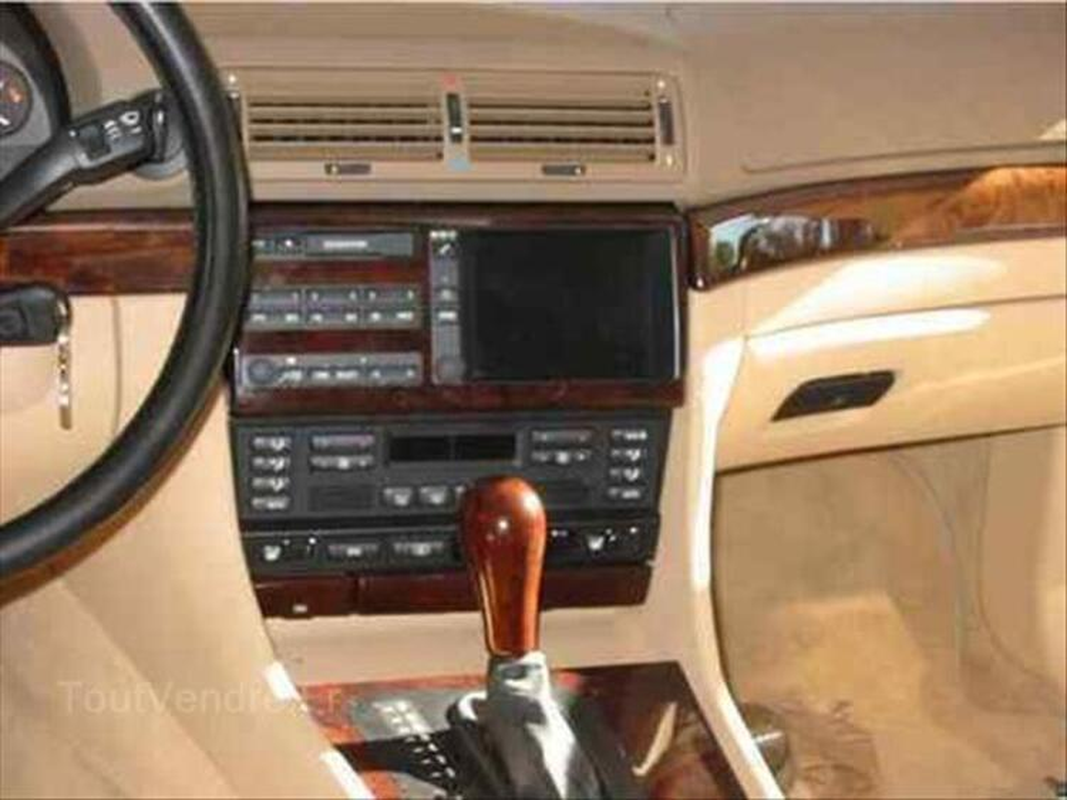 À saisir autoradio moniteur gps tv bmw E38 E39 55975244