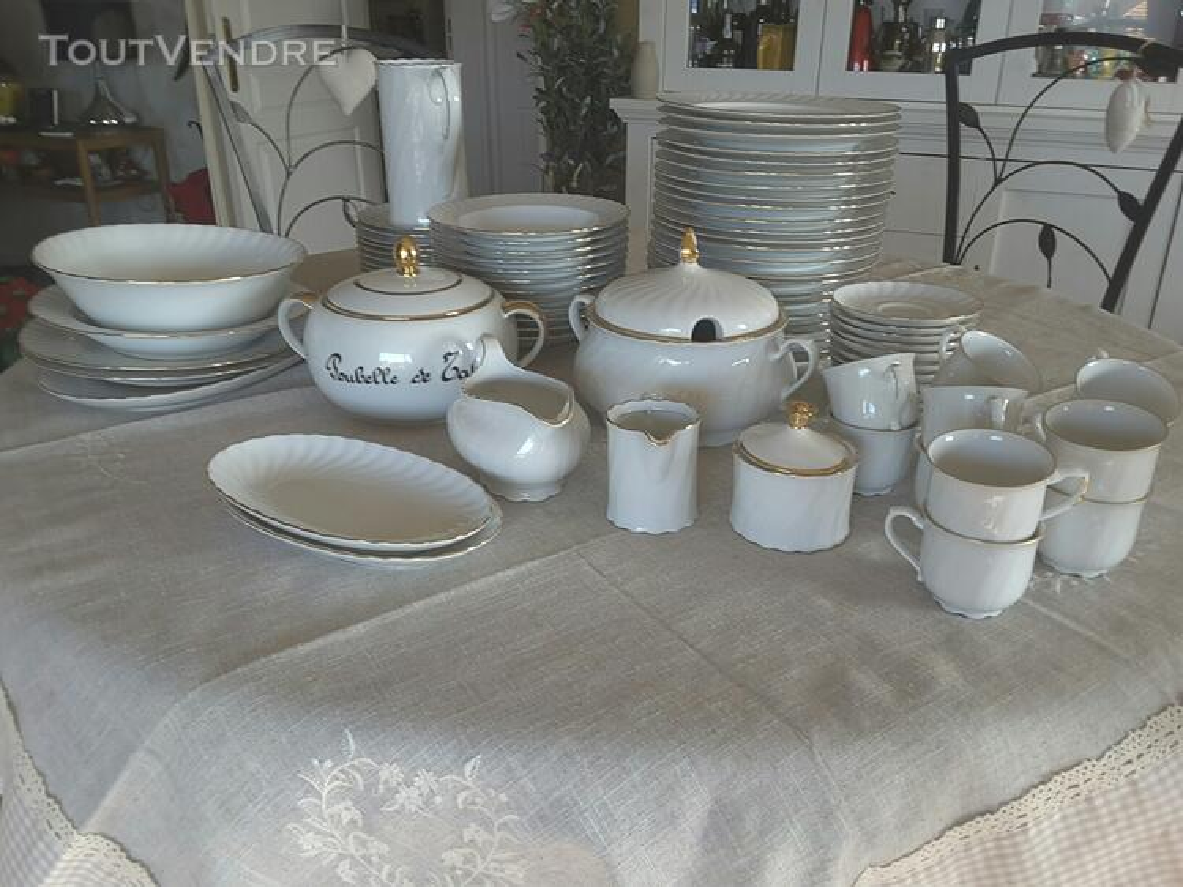 A SAISIR SERVICE DE TABLE SELTMANN BAVAROIS 124585137