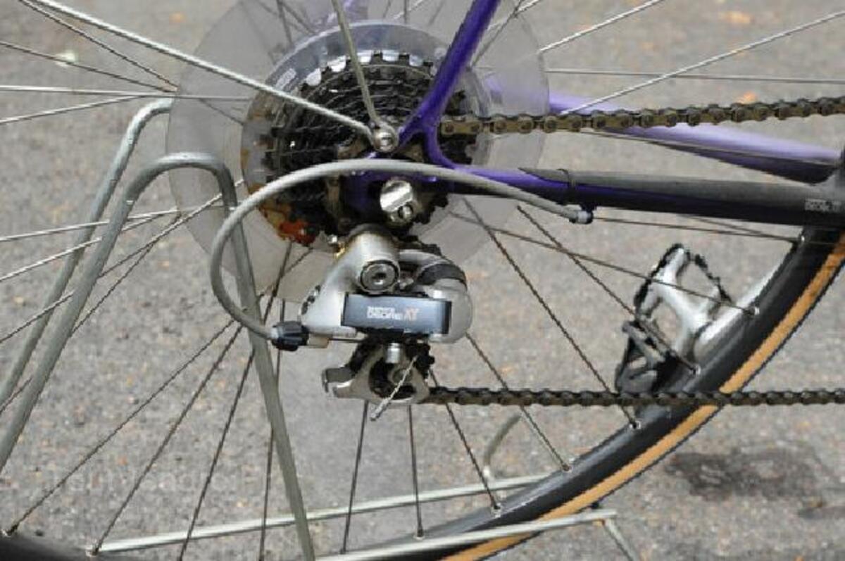 A saisir Vélo de course marque « VENETO » guidon plat 91498397