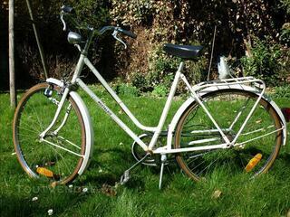 A vendre vélo hollandais de femme...
