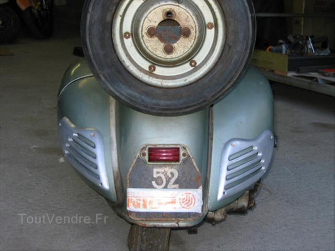 Accessoire d'aile arrière vespa acma piaggio 55924865