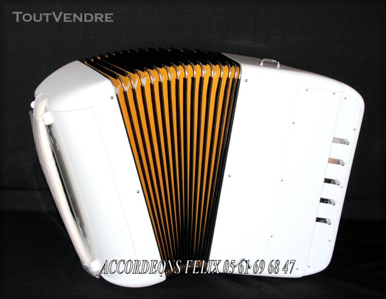 ACCORDEON ACCORDIOLA 012 Carbone Spécial Musette. 359401988