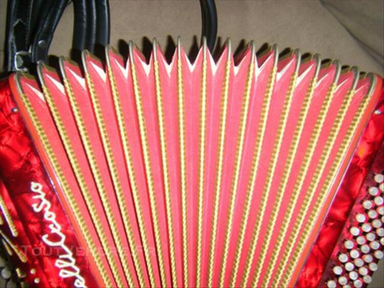 Accordéon fratelli crosio 77533094