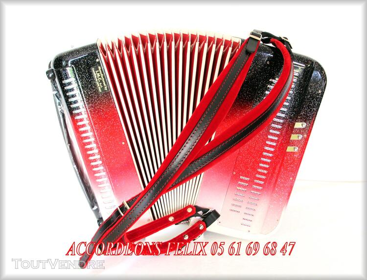 ACCORDEON PIERMARIA P 318 L PROFESSIONNEL MUSETTE. 279094198
