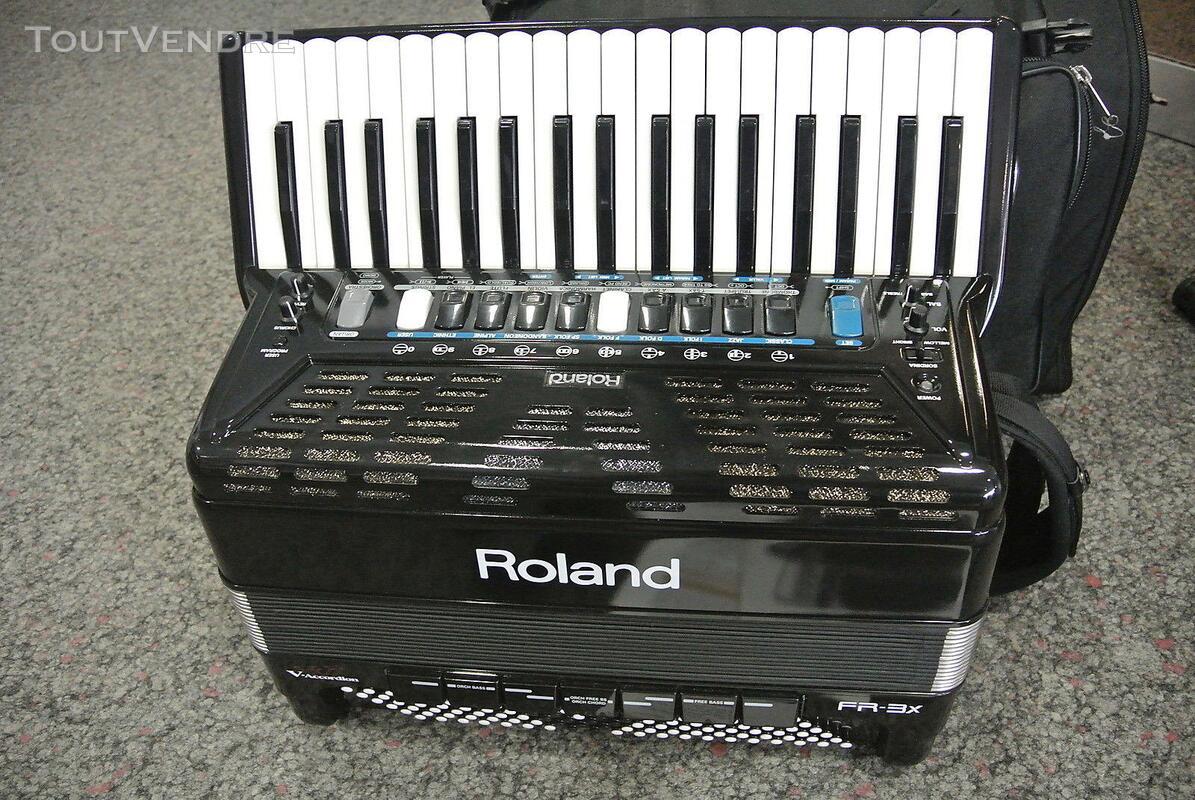 Accordéon Roland FR-3x 443547401