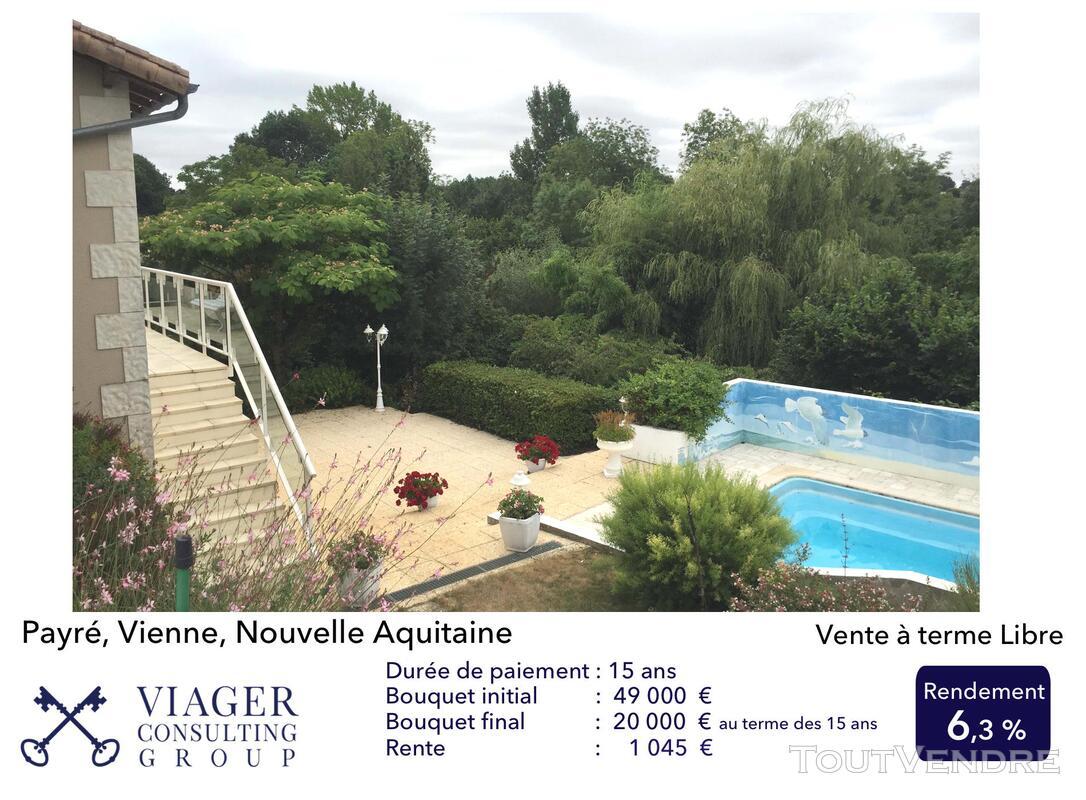 Accueillantes Maisons de 177 m2 proche de Vivonne - Poitiers 211431501