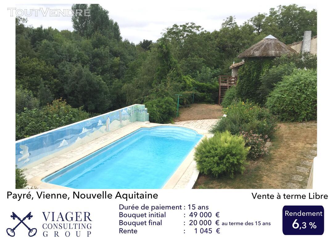Accueillantes Maisons de 177 m2 proche de Vivonne - Poitiers 211431504
