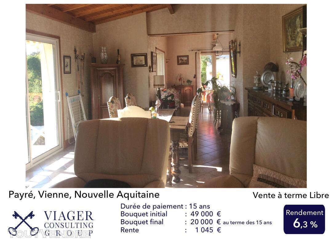 Accueillantes Maisons de 177 m2 proche de Vivonne - Poitiers 211431507