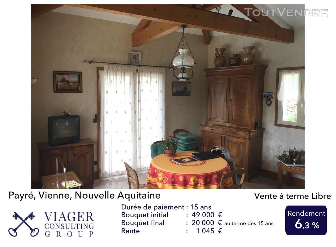 Accueillantes Maisons de 177 m2 proche de Vivonne - Poitiers 211431510