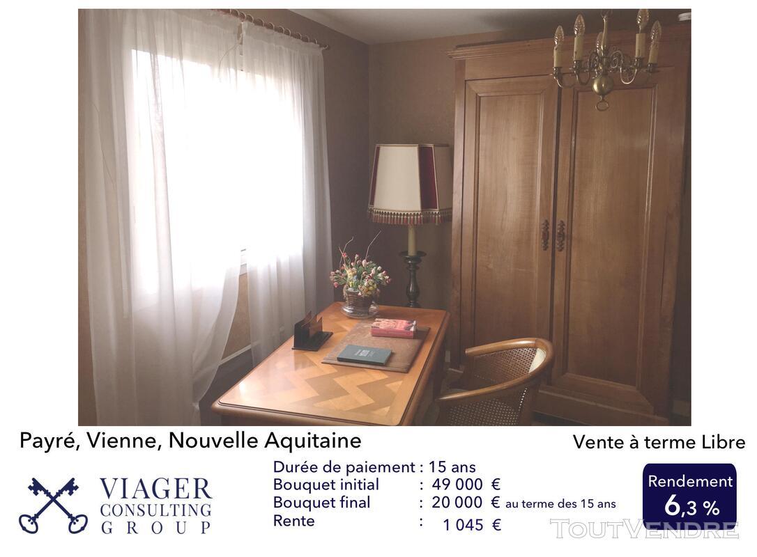 Accueillantes Maisons de 177 m2 proche de Vivonne - Poitiers 211431516