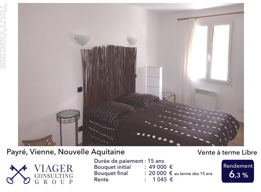 Accueillantes Maisons de 177 m2 proche de Vivonne - Poitiers 211431540