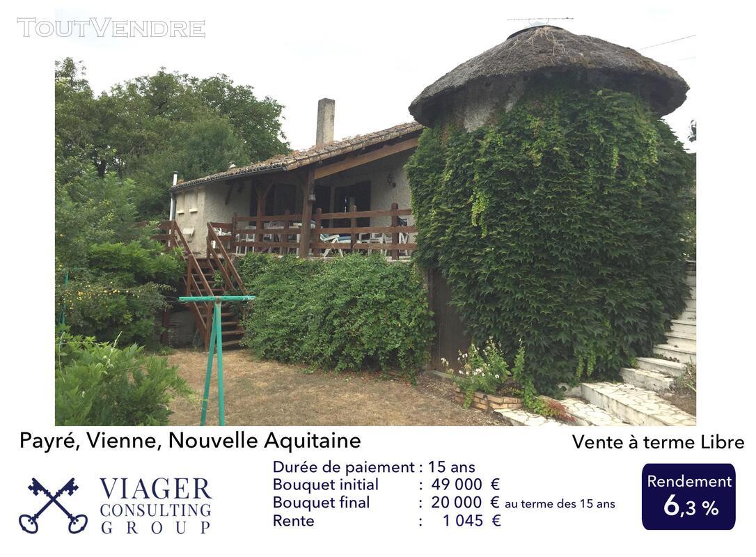 Accueillantes Maisons de 177 m2 proche de Vivonne - Poitiers 211431576